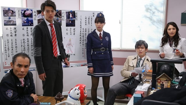Kamen Rider Season 25 :Episode 21  What Do You Say to These Unusual Victims?