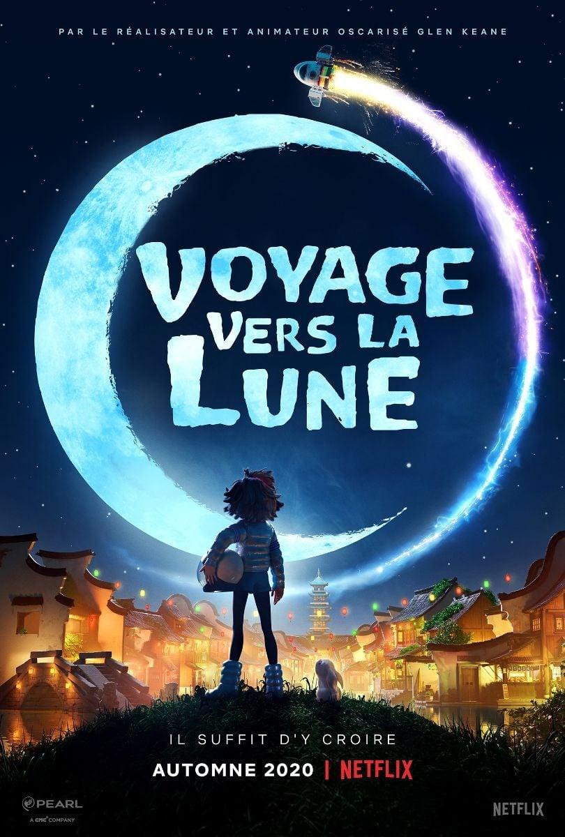 Regarder Voyage vers la Lune (2020) Streaming HD VOSTFR