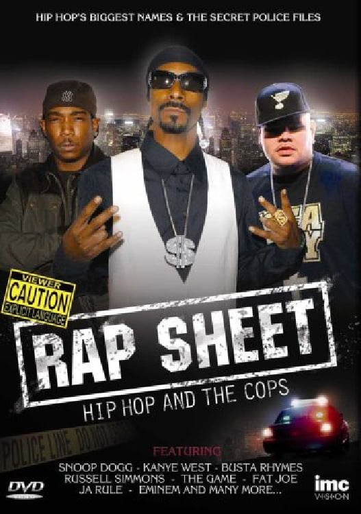 Rap Sheet: Hip-Hop and the Cops on FREECABLE TV