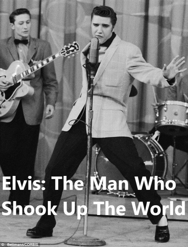 Elvis the man who shook up the world (2020)