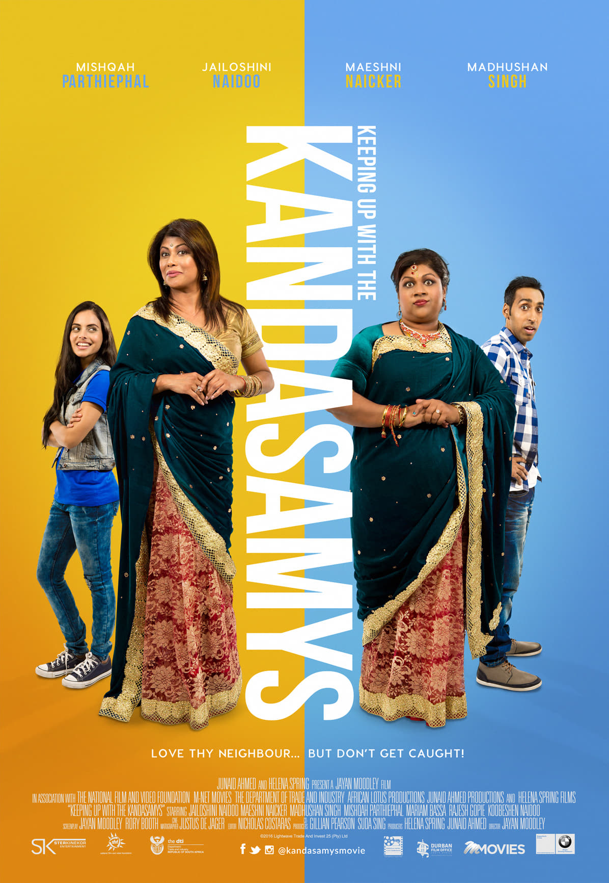 Keeping Up With The Kandsamys (2017)