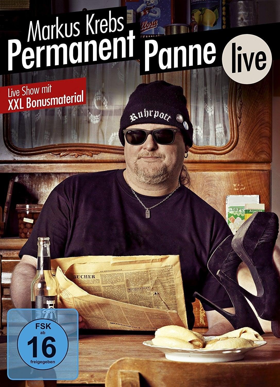 Markus Krebs - Permanent Panne - Live (2017)