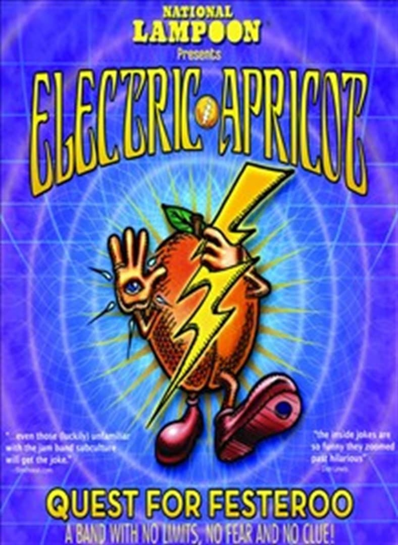 Electric Apricot on FREECABLE TV