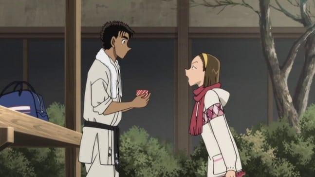 Case Closed Season 0 :Episode 29  Niigata~Tokyo Souvenir Capriccio