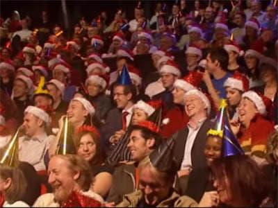 QI Season 2 :Episode 12  Birth (Christmas special)