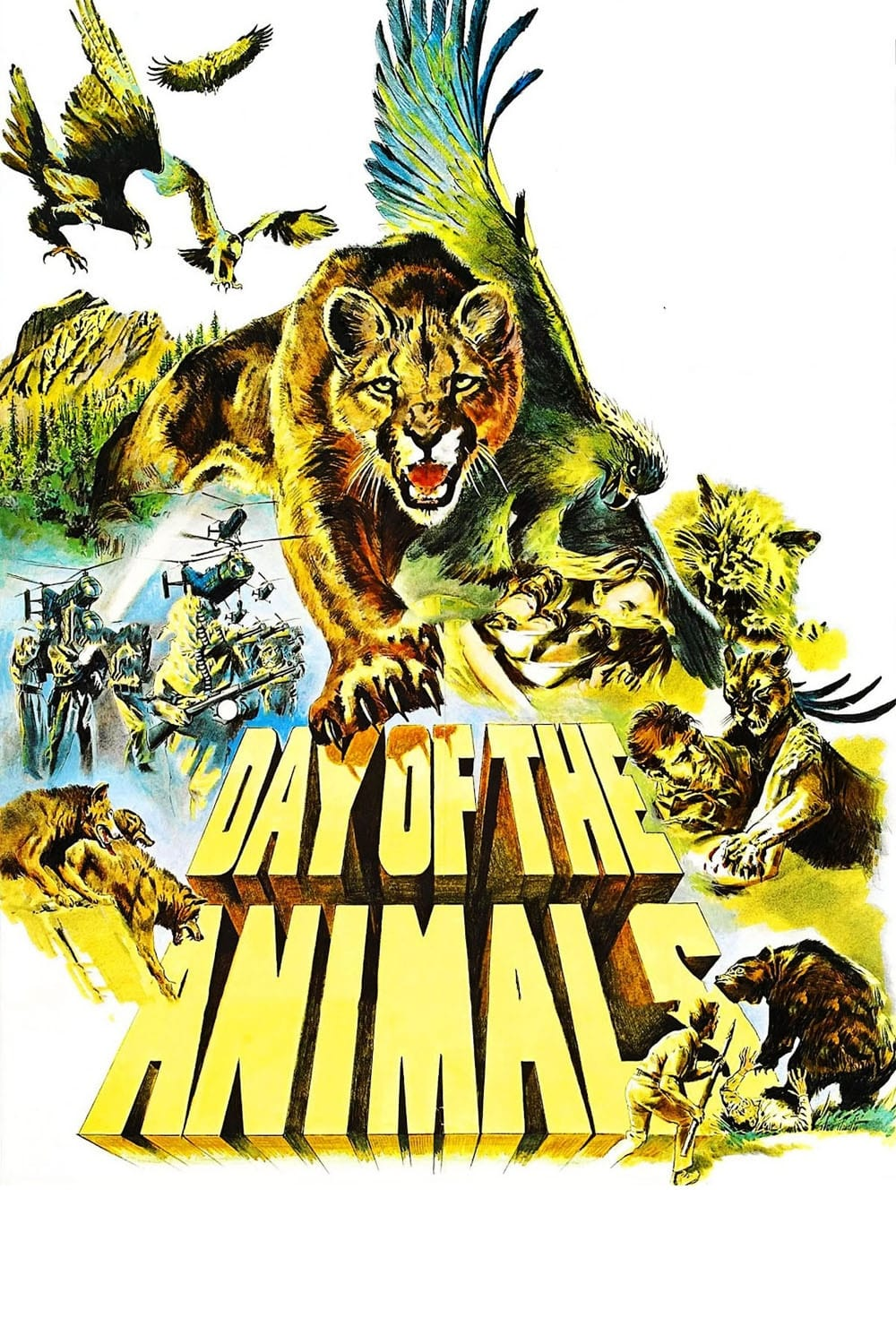 Day of the Animals on FREECABLE TV
