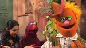 Sesame Street Season 40 :Episode 25  Jacks Grows His Own Beanstalk