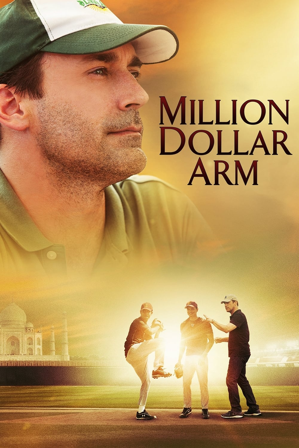 Un golpe de talento (Million Dollar Arm)