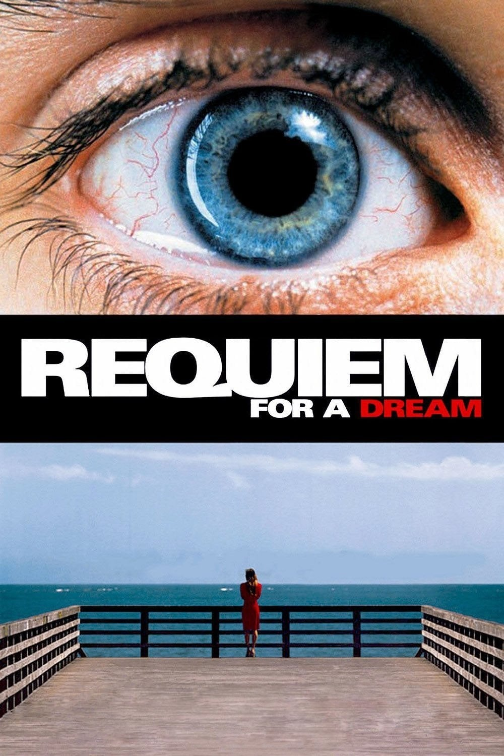 movie review requiem for a dream Requiem for a dream (uk - bd rb) marcus sits down to watch a film he's been avoiding rewatching for 11 years.
