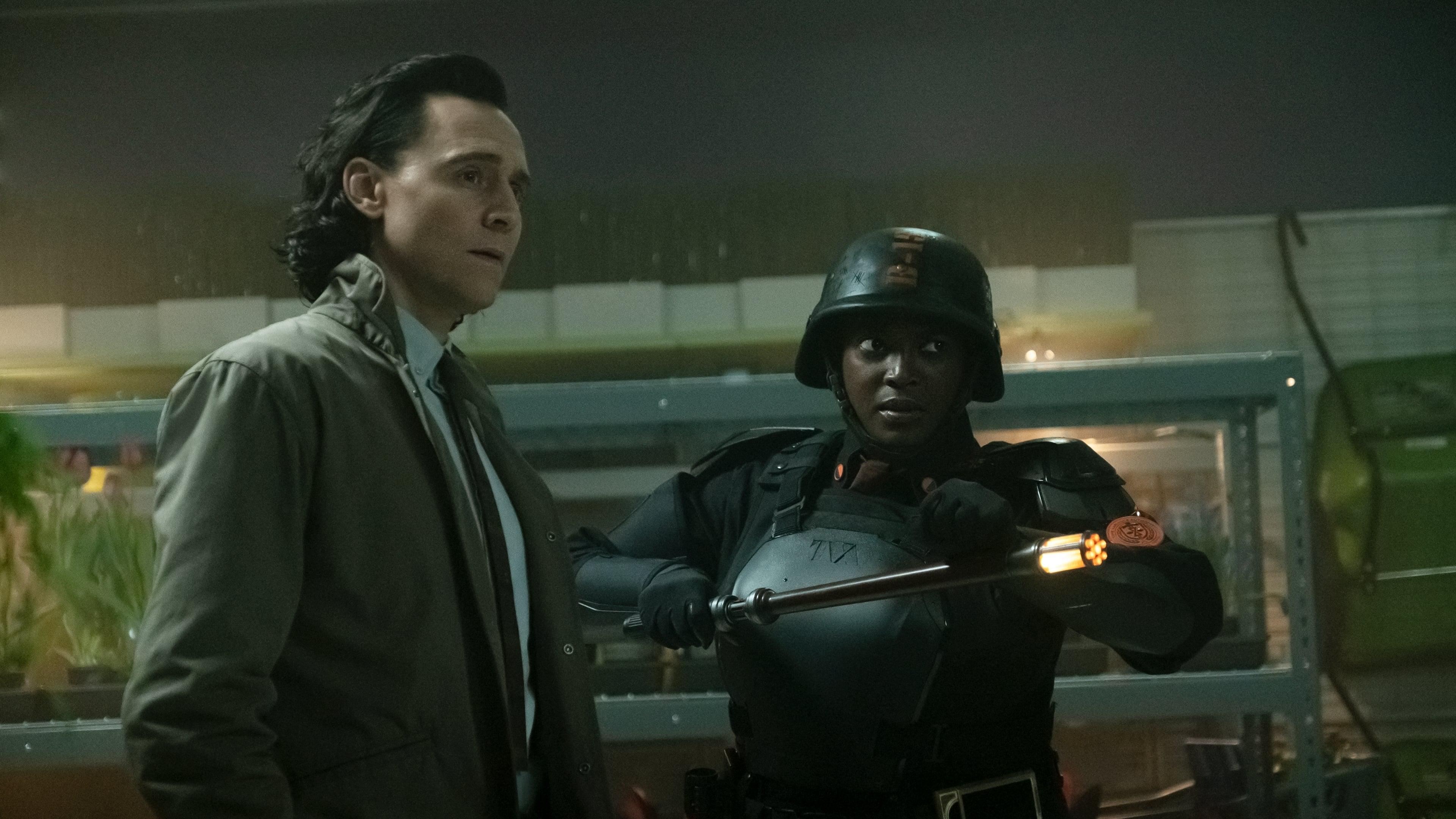 Loki Season 1 :Episode 2  The Variant