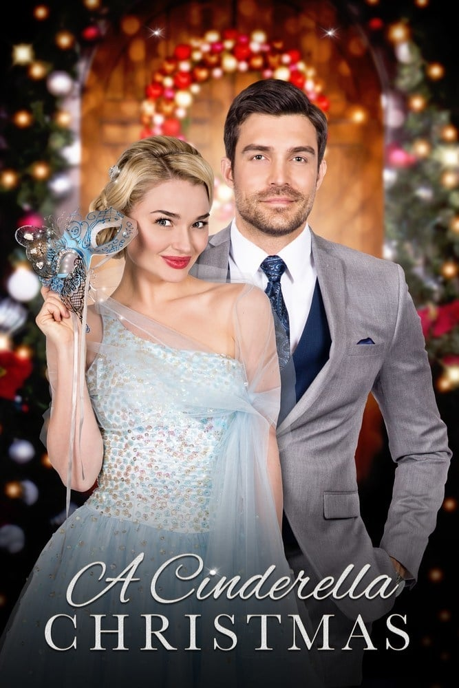 Poster and image movie Film A Cinderella Christmas - A Cinderella Christmas - A Cinderella Christmas (2016) (TV) -  2016