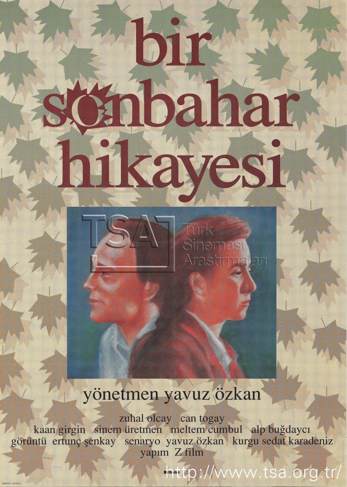 Ver Bir Sonbahar Hikayesi Online HD Español (1994)
