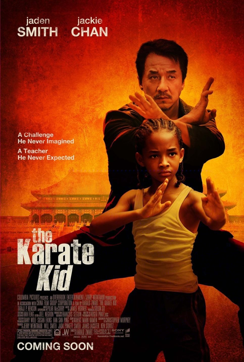 Karate vaikis / The Karate Kid (2010)