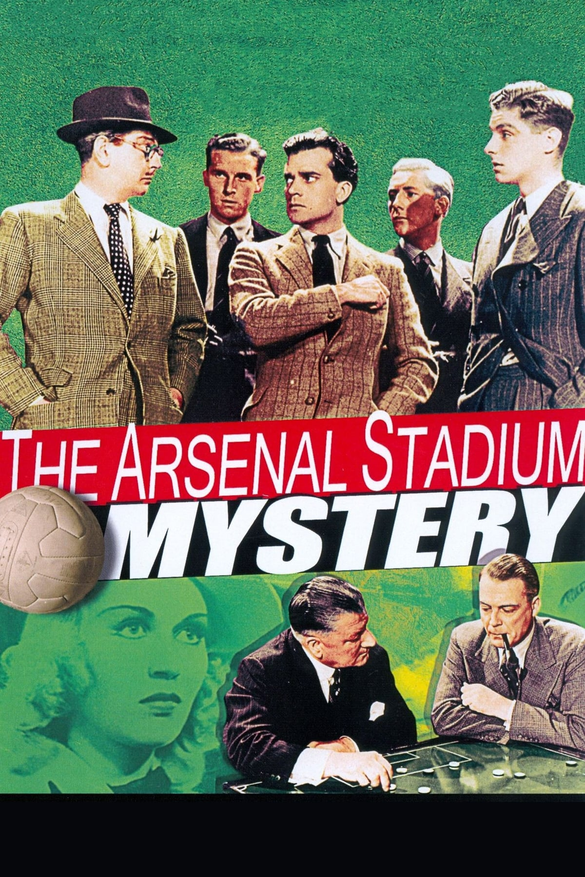 Watch The Arsenal Stadium Mystery Online