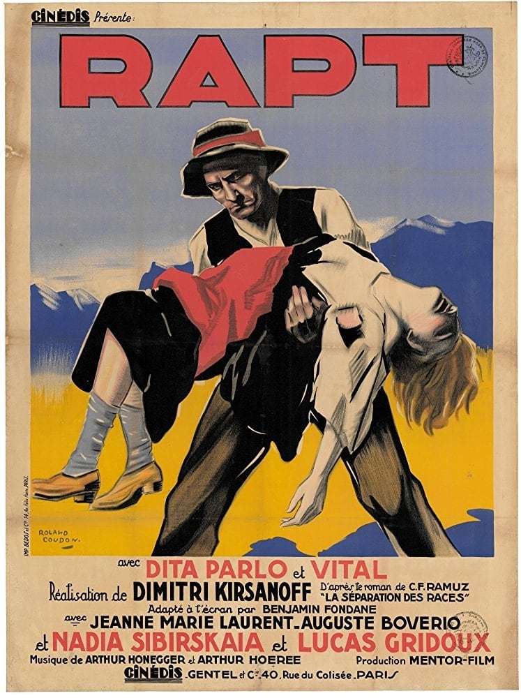 The Kidnapping (1934)