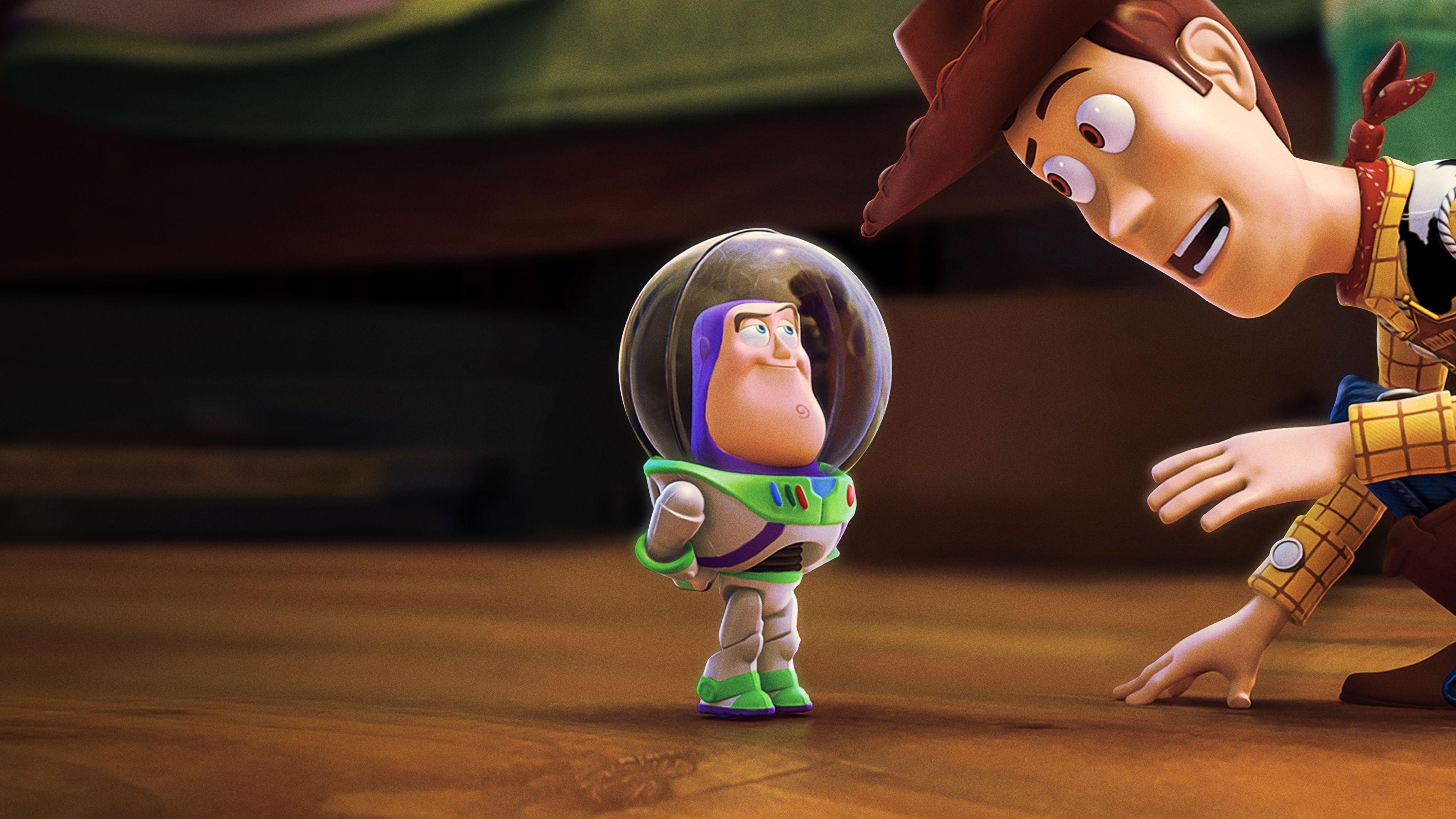 Toy Story: Extra Pequeño