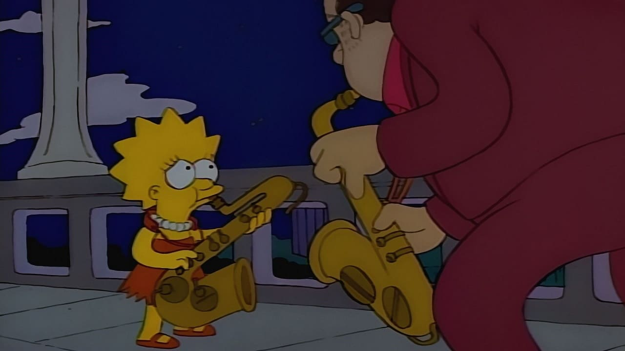 The Simpsons - Season 1 Episode 6 : Moaning Lisa