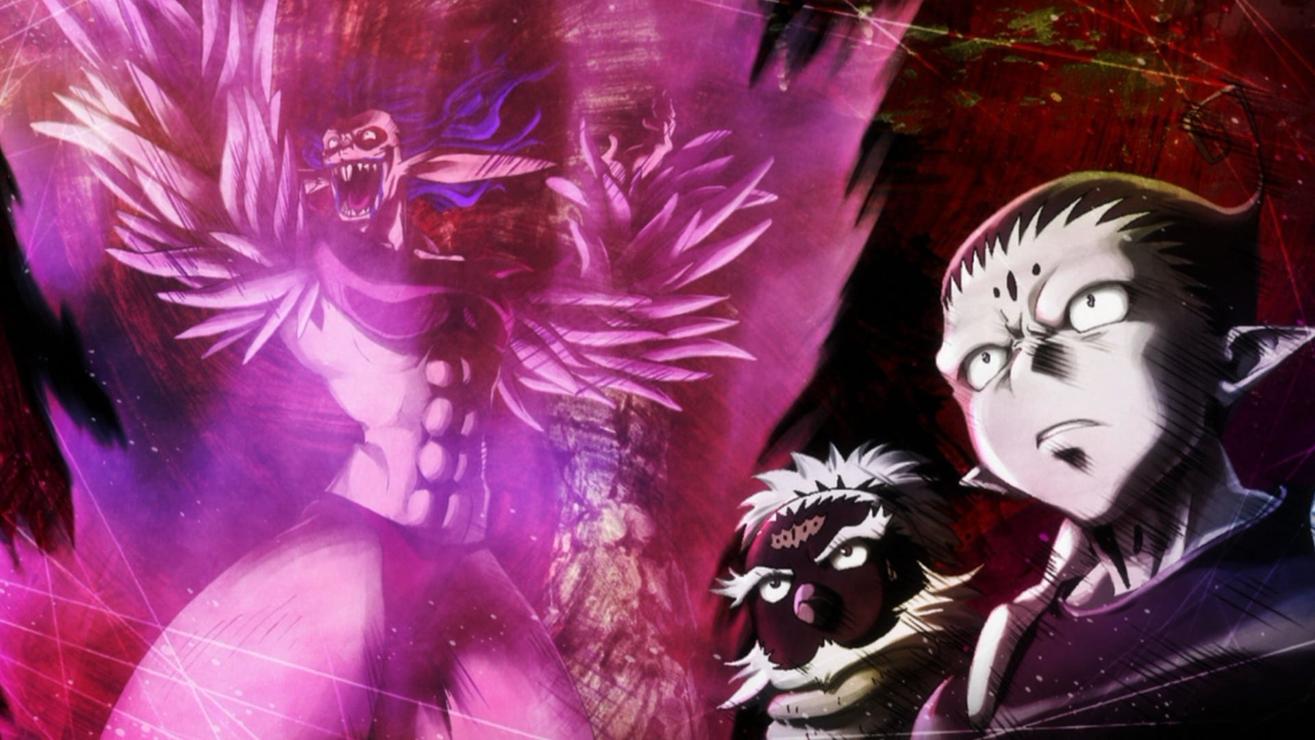 Hunter x Hunter Season 2 :Episode 20  Kite x And x Slots
