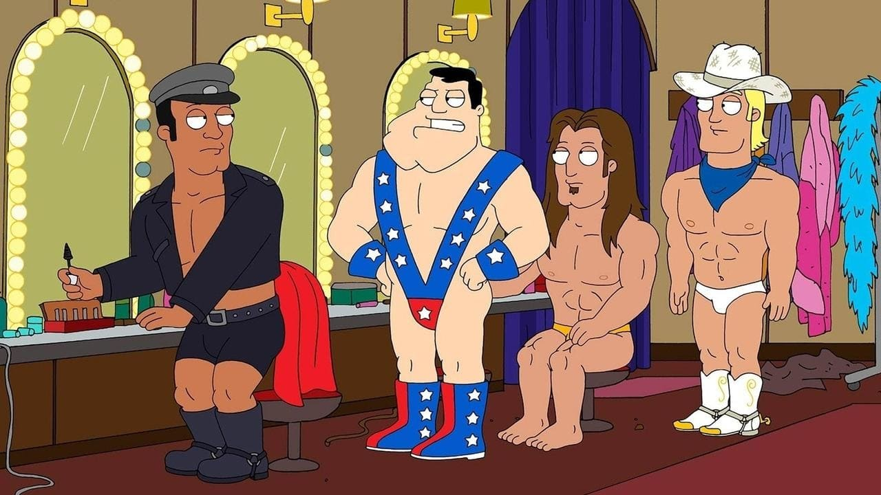 American Dad! Season 6 :Episode 8  G-String Circus