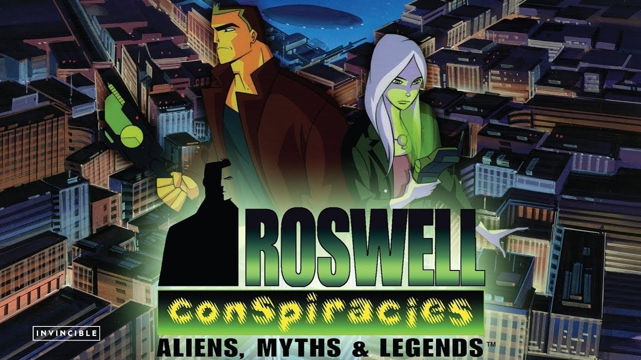 Roswell Conspiracies: Aliens, Myths and Legends Trailer