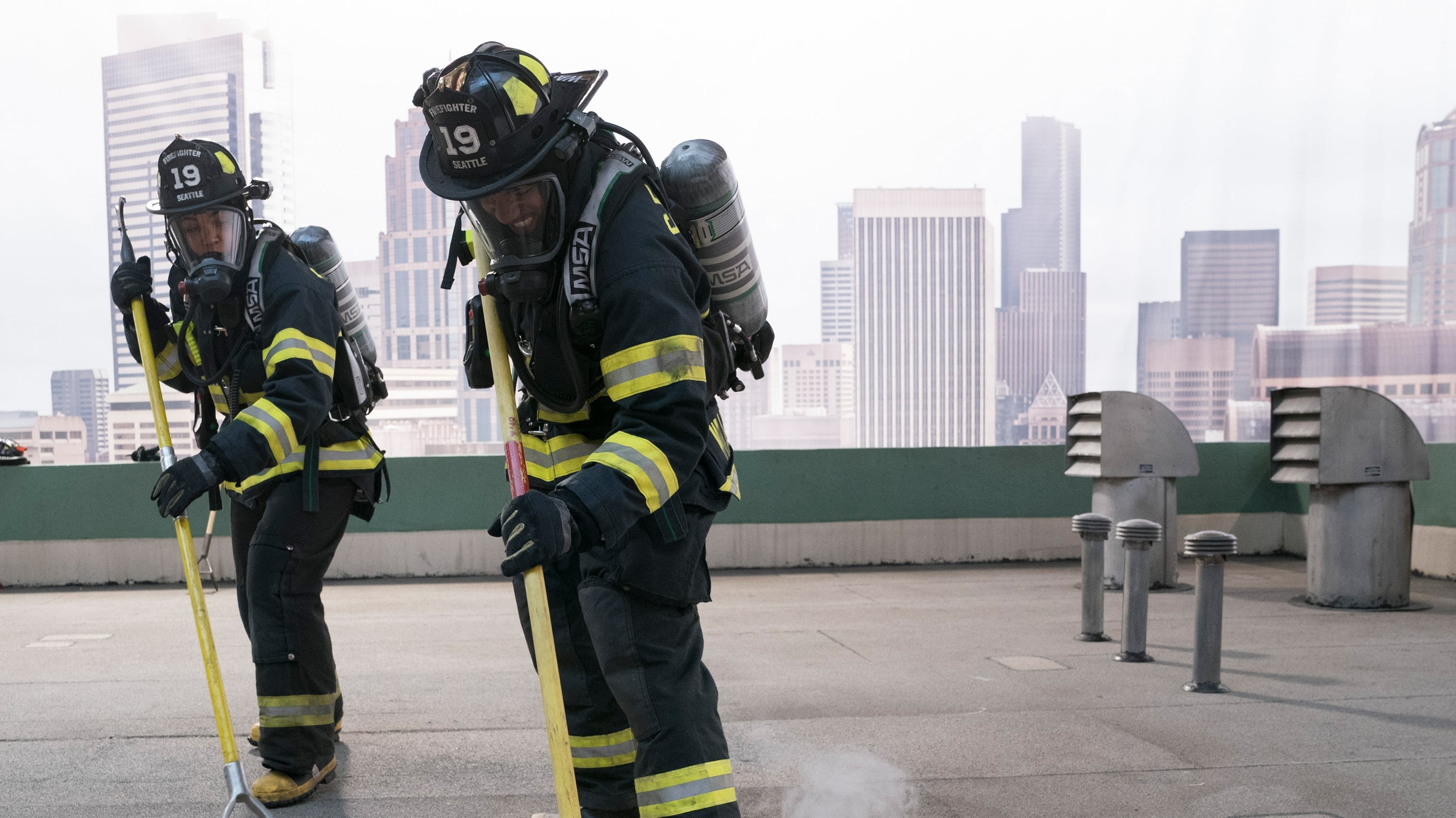 Station 19 Season 1 :Episode 3  Contain the Flame