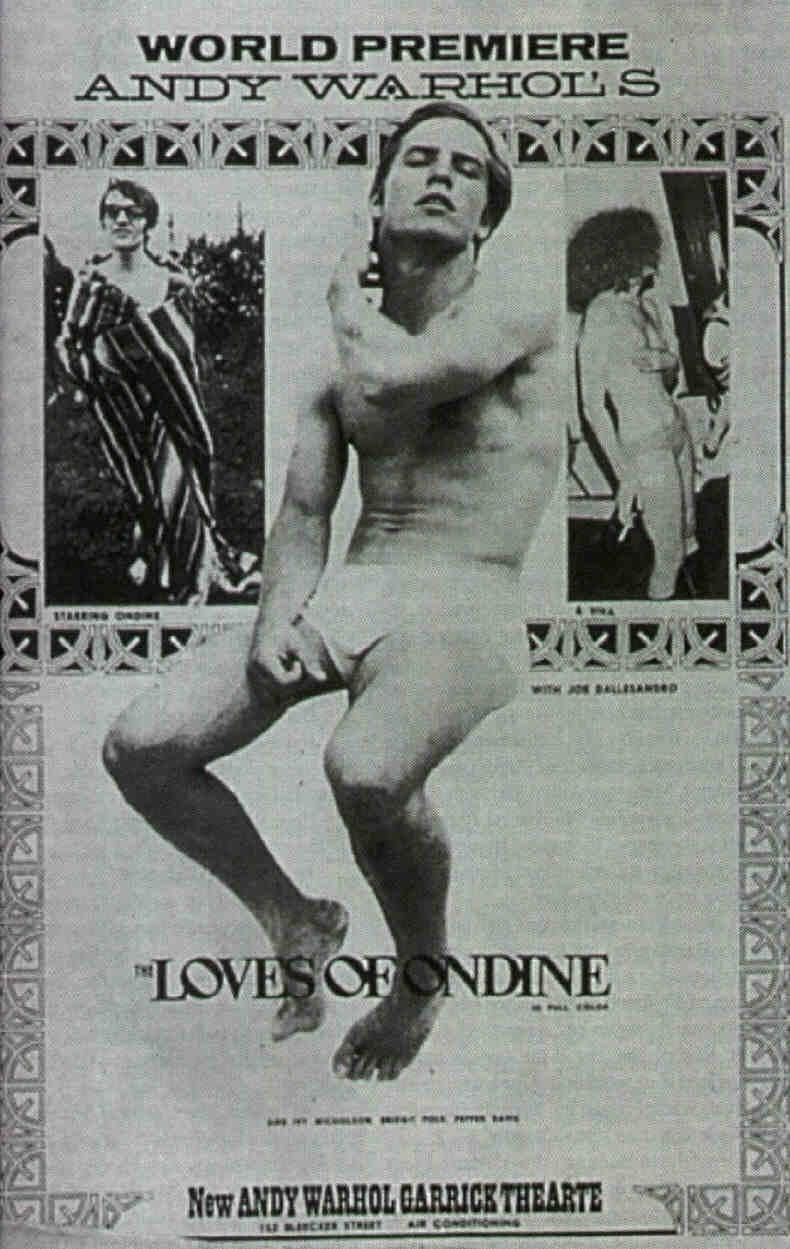 Ver The Loves of Ondine Online HD Español (1968)