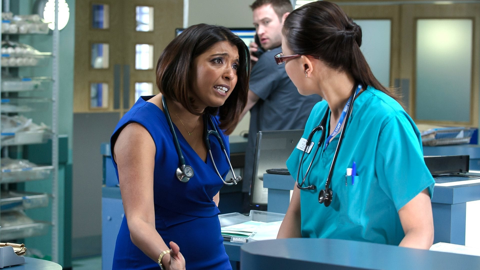 Casualty Season 28 :Episode 39  To Yourself Be True