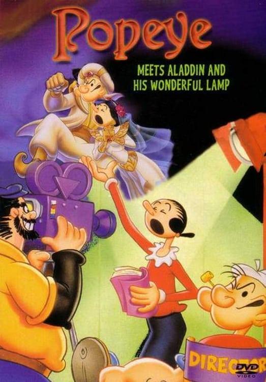 Aladdin and His Wonderful Lamp (1939)