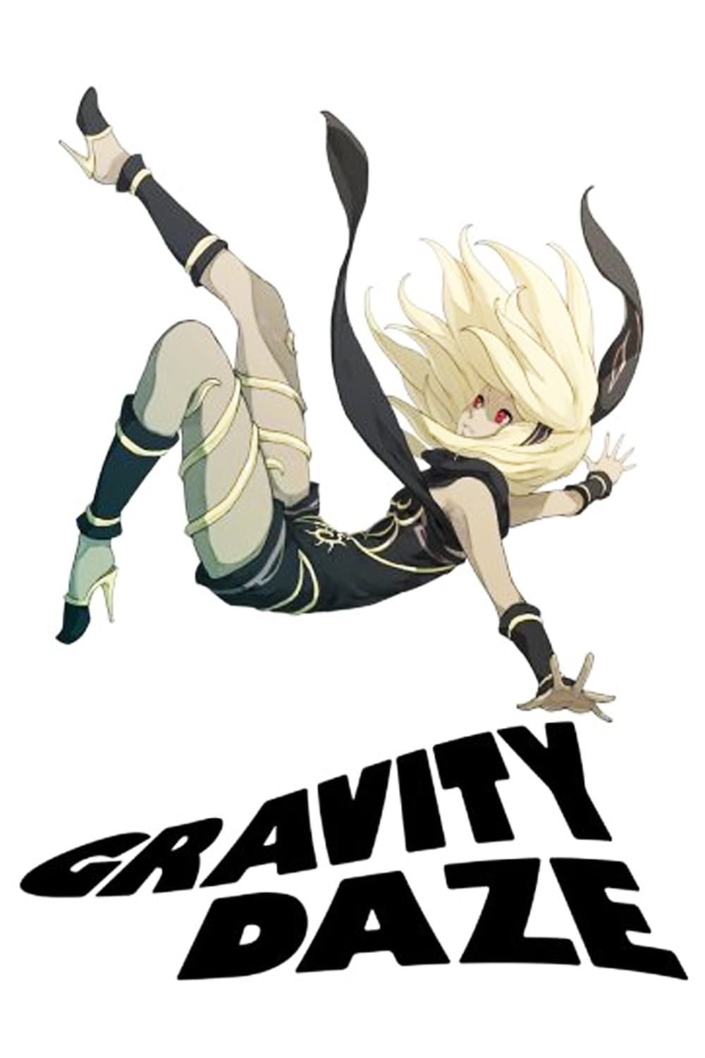 Gravity Daze the Animation: Ouverture (2016)