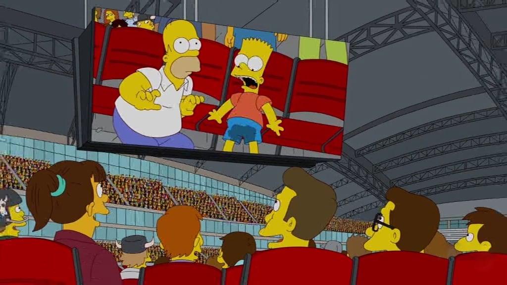 Die Simpsons Season 22 :Episode 17  Denn sie wissen nicht, wen sie würgen
