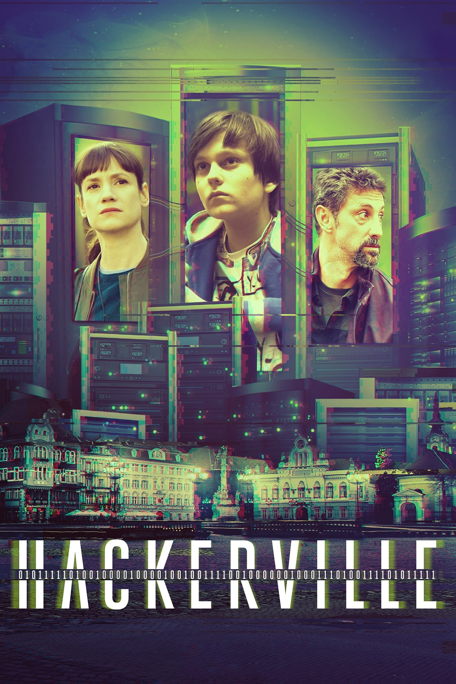 Hackerville Poster