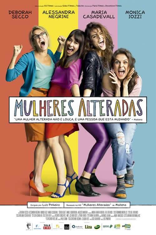 Ver Mulheres Alteradas Online HD Español ()