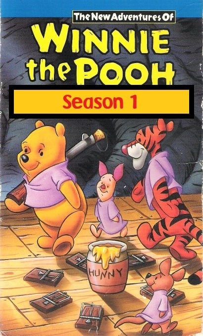 The New Adventures of Winnie the Pooh Season 1