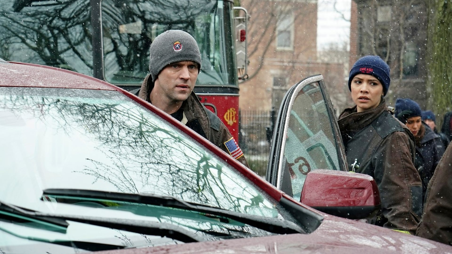 Chicago Fire - Season 6 Episode 22 : Geh aufs Ganze
