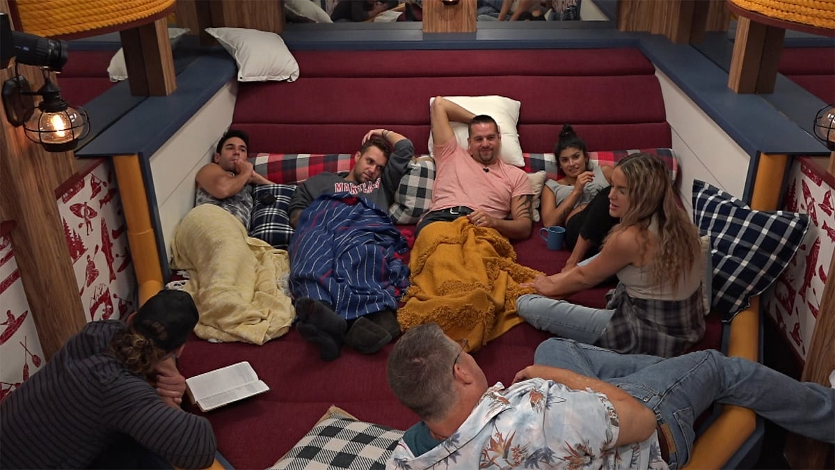 Big Brother Season 21 :Episode 15  Episode 15