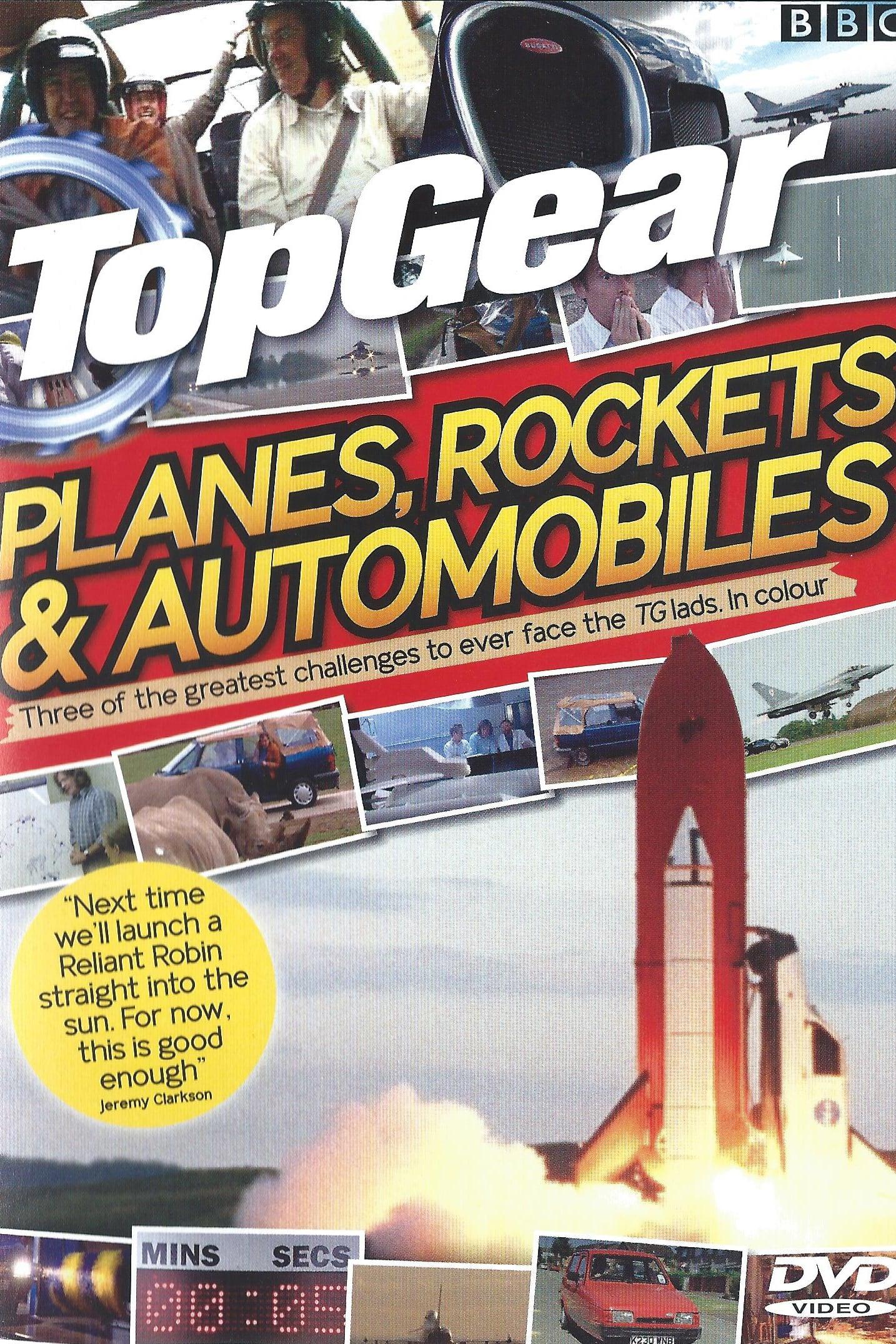 Ver Top Gear – Planes, Rockets & Automobiles Online HD Español ()