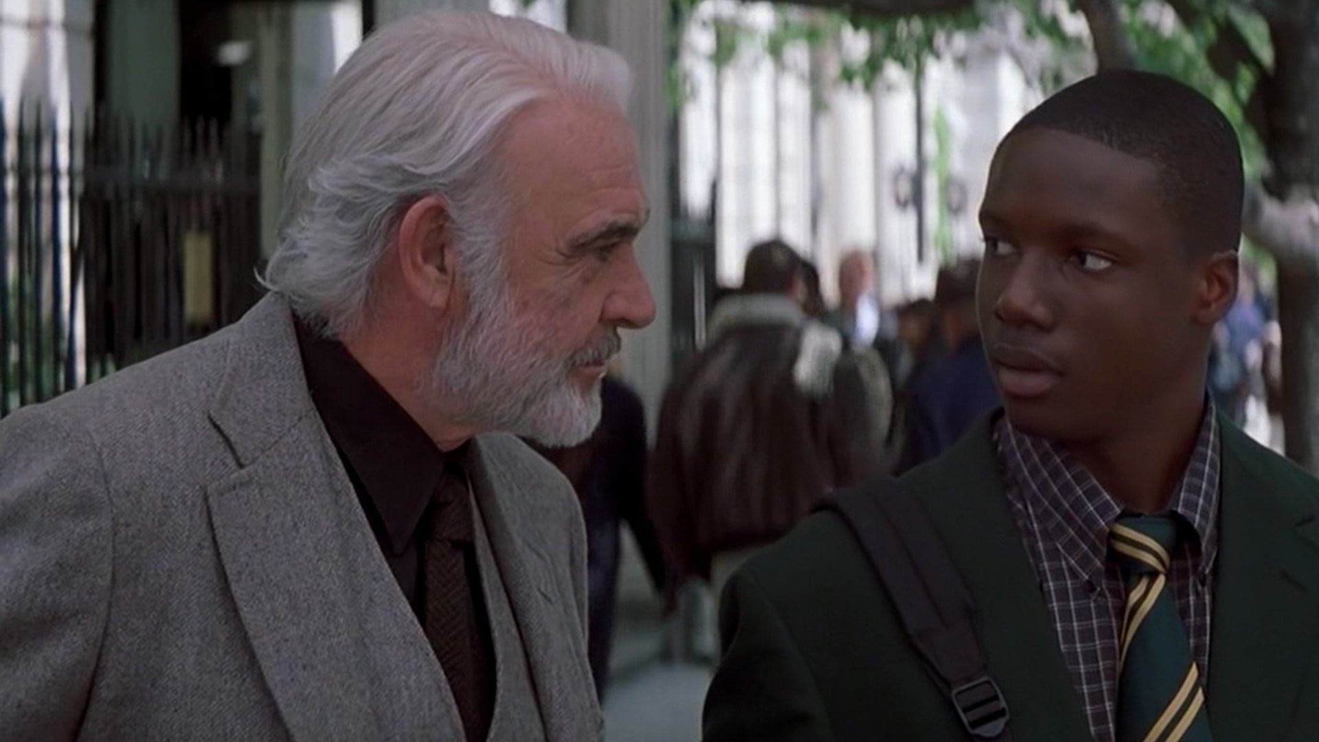 finding forrester questions on movie Transcript of ethics on the big screen: finding forrester finding forrester a study guide eddc 615 - the ethical educator stephen grams ronae jull alphonsina savell.