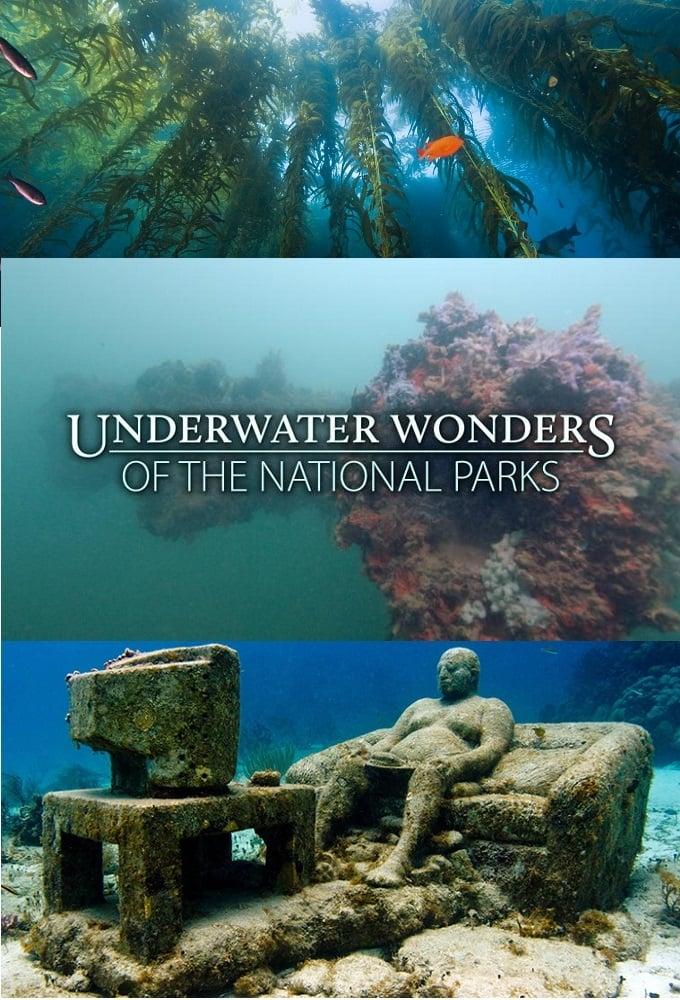 Underwater Wonders Of The National Parks (2016)