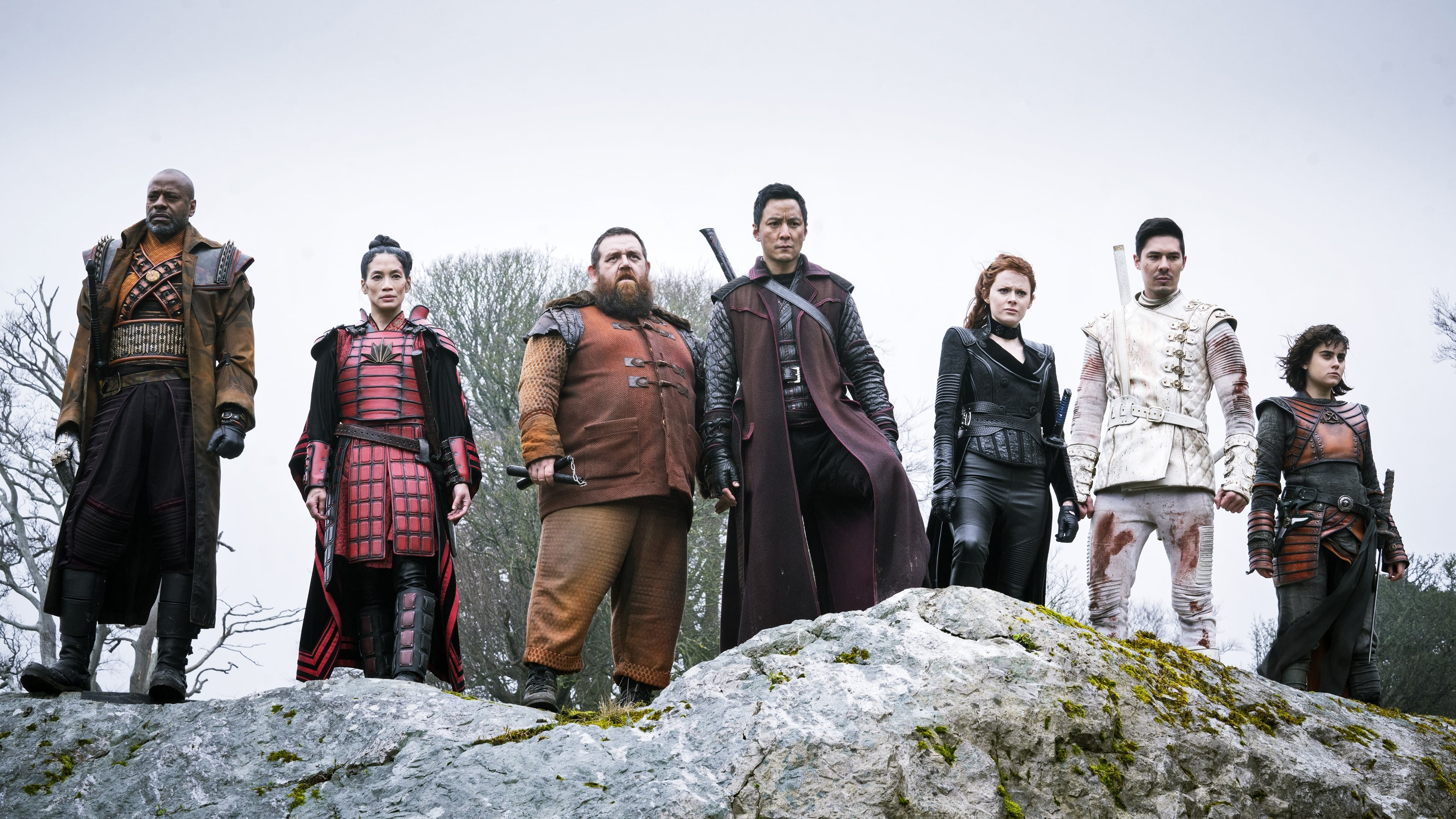 Into the Badlands Season 3 :Episode 16  Siete golpean como uno
