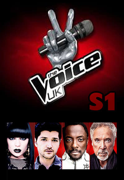 The Voice UK Season 1