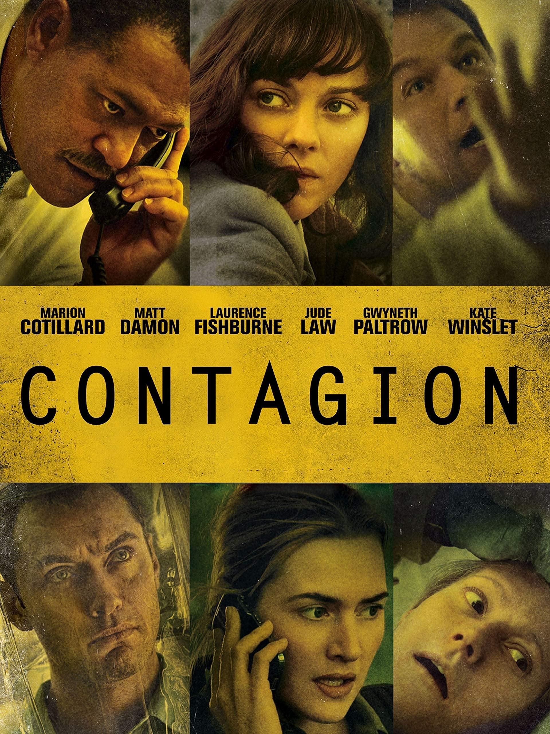 Contagion Film Deutsch
