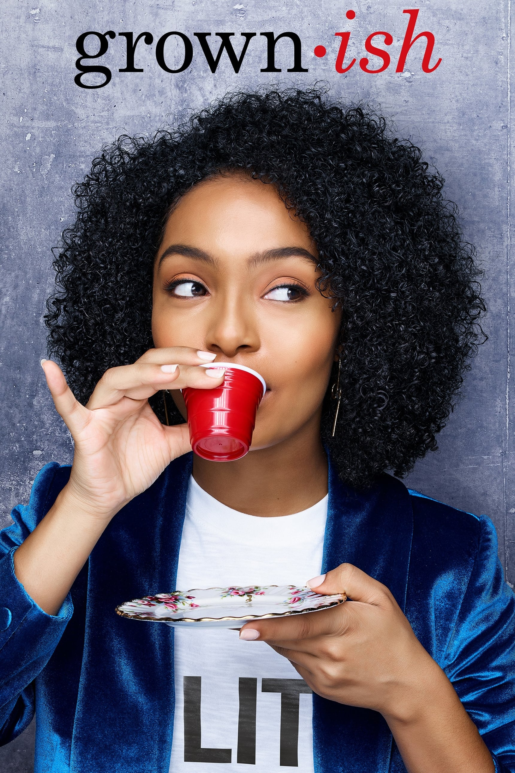 Grown-ish – Todas as Temporadas Dublado / Legendado (2018)