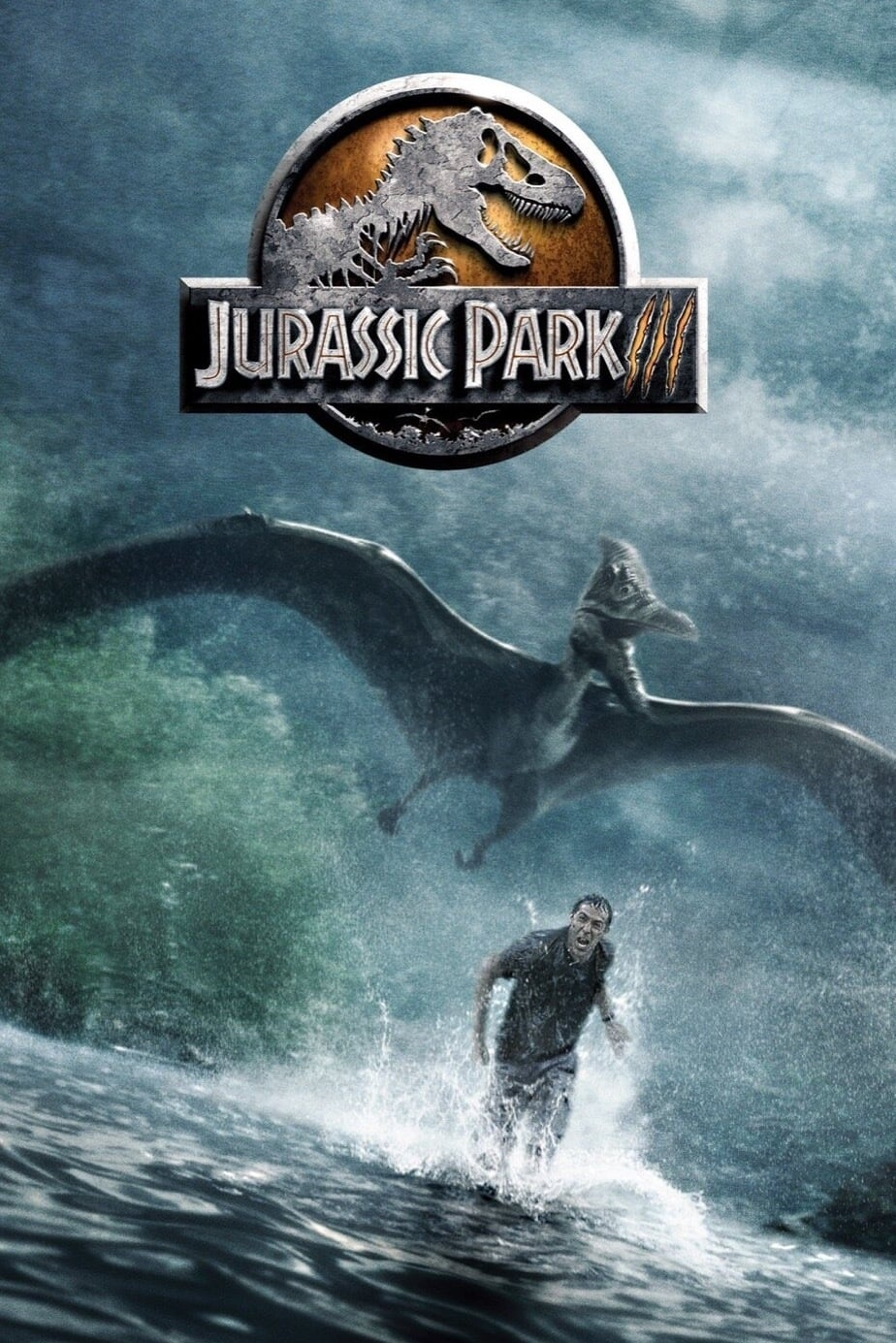 Jurassic Park III (2001) - Posters — The Movie Database (TMDb)