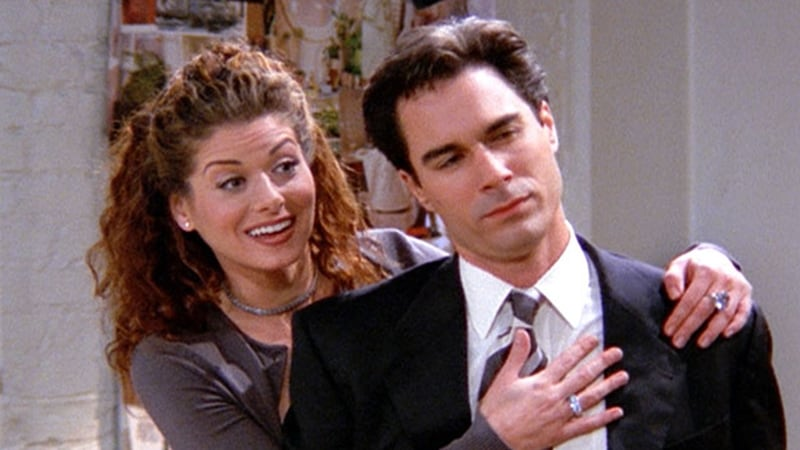 Will & Grace Season 1 :Episode 18  Grace, Replaced