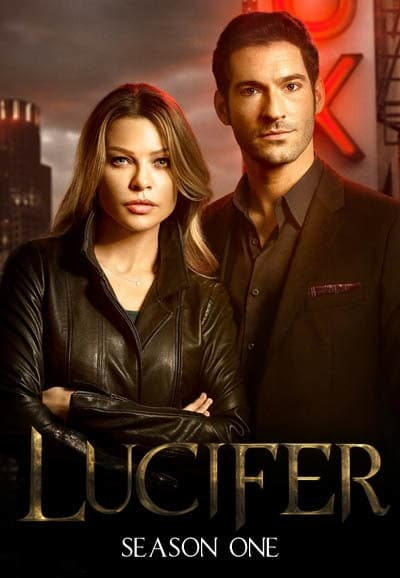 Lucifer Complete Season 1