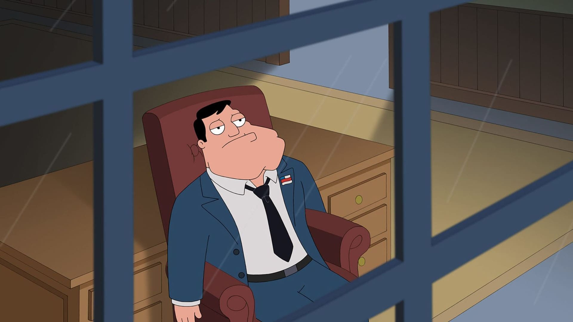 American Dad! Season 15 :Episode 6  Klaustastrophe.tv