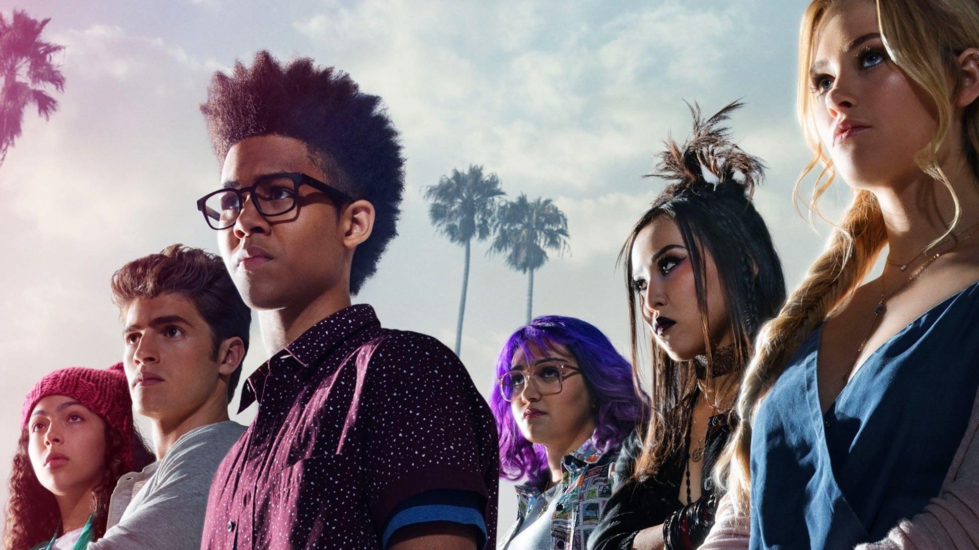 Marvel's Runaways moviesay