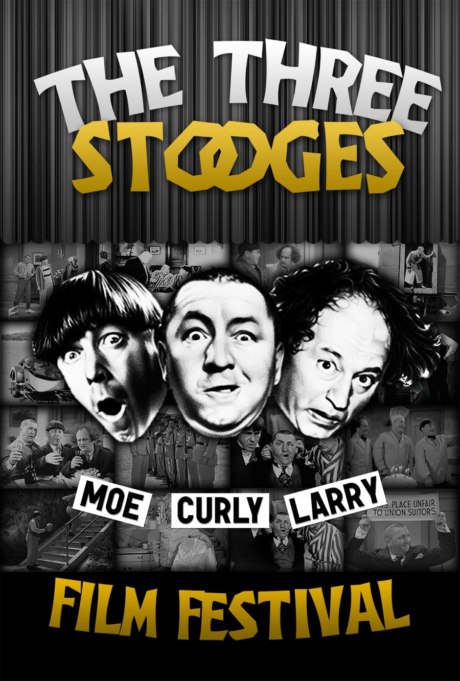 The Three Stooges Film Festival