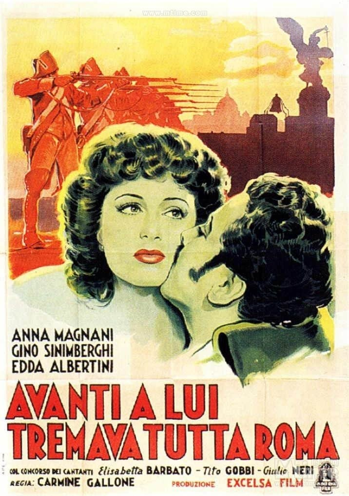 Ver Avanti a lui tremava tutta Roma Online HD Español (1947)