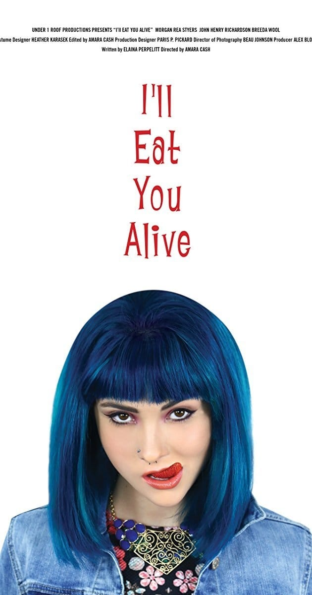 Ver I'll Eat You Alive Online HD Español (2014)